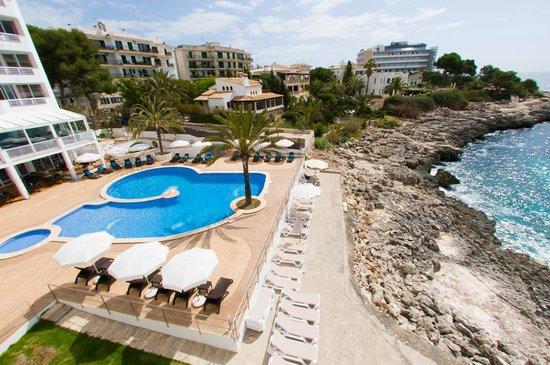Pierre & Vacances Apartamentos Mallorca Portomar: Piscina