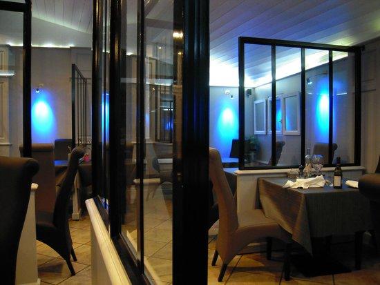 La salle manger tendance lounge photo de hotel for Salle a manger tendance