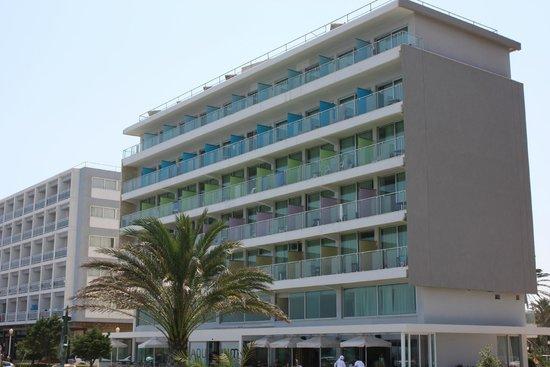 Aquarium View Hotel: Hotel front