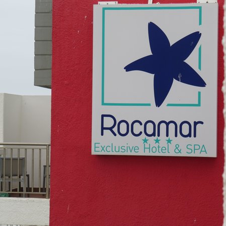 Rocamar Exclusive Hotel & Spa: rocamar logo
