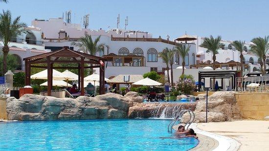 Savoy Sharm El Sheikh: One of the 3 main pools