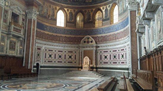 Arcibasilica di San Giovanni in Laterano: Bellissima