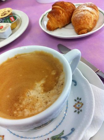 Albergo La Marina: colazione