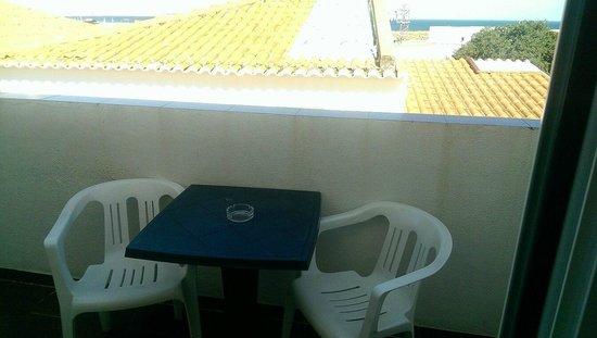 Lagosmar Hotel : балкон