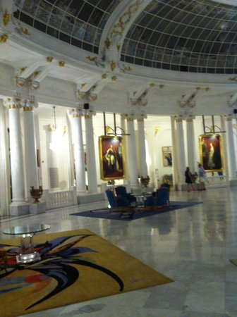 Hotel Negresco: inside the hotel