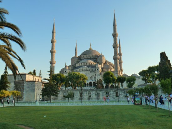 Historic Areas of Istanbul : Blue Mosque