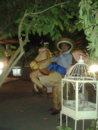 Kartibubbo Beach Resort : Brendan