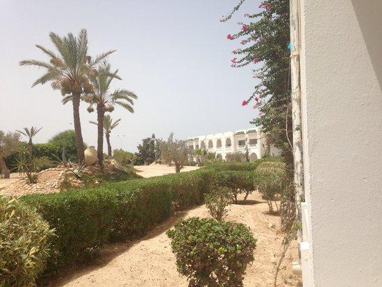 Djerba Sun Club: Jerba sun club Vista dalla nostra stanza
