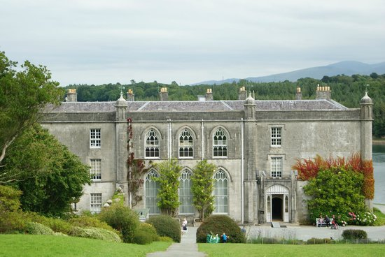 Plas Newydd Country House and Gardens: The house
