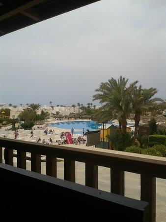Djerba Sun Club: Pool Anlage
