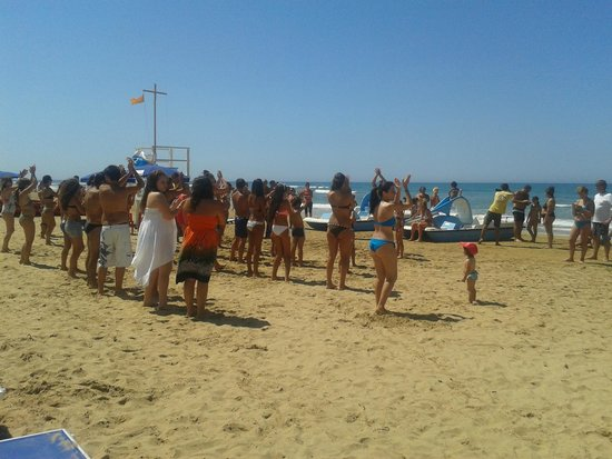 Kartibubbo Beach Resort : Spiaggia