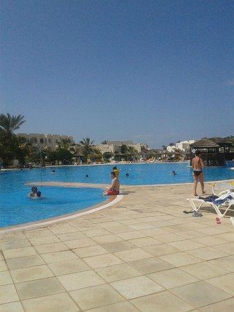 Djerba Sun Club: Die Pool Anlage