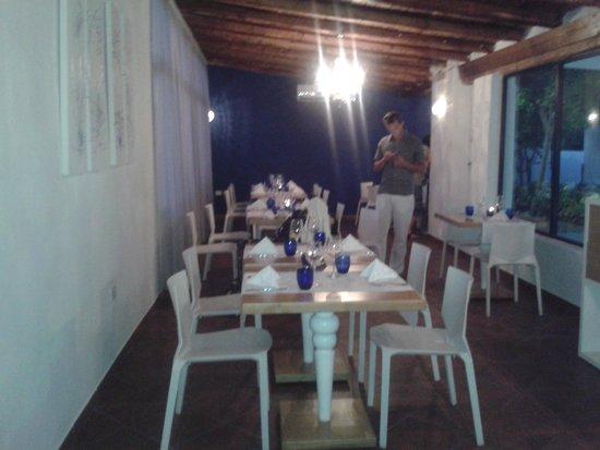 Kartibubbo Beach Resort : Blu