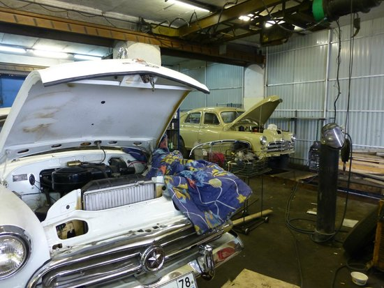 Car Workshop Near Me >> Not On Location Car Workshop The Host Took Me To Get My Car