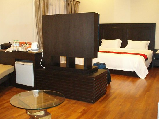 Jonker Boutique Hotel: My upgraded room