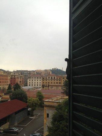 ซิเอโล วาติคาโน่ เกสท์เฮ้าส์: Vistas desde nuestra habitación