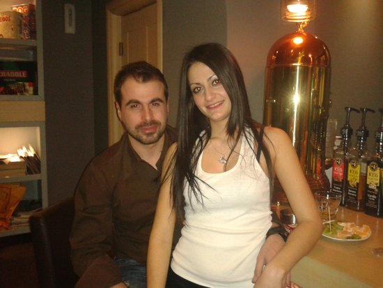 Porto Vlastos Studios & Apartments: κωστας...μαγδα...!!!