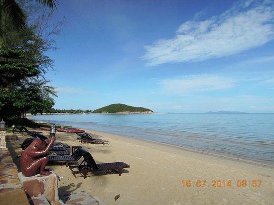Kanok Buri Resort : très privé