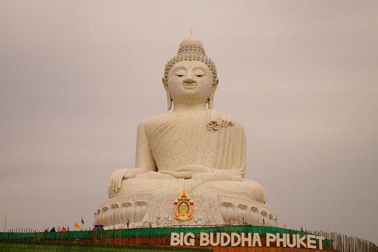 Gran Buda Phuket: Большой Будда