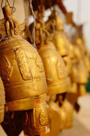 Gran Buda Phuket: Колокольчики