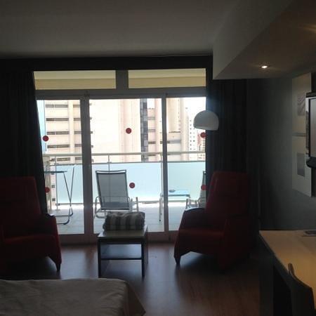 Hotel Flamingo Oasis : Club room