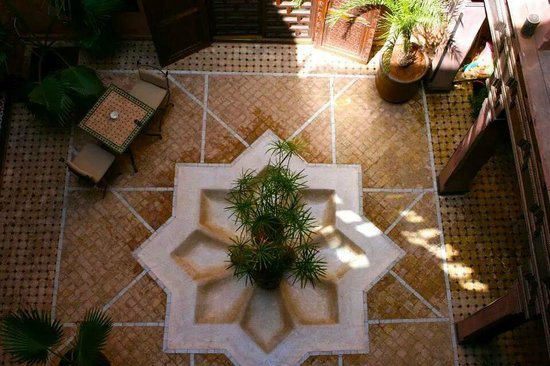 Angsana Riads Collection Morocco - Riad Si Said: Courtyard view from room