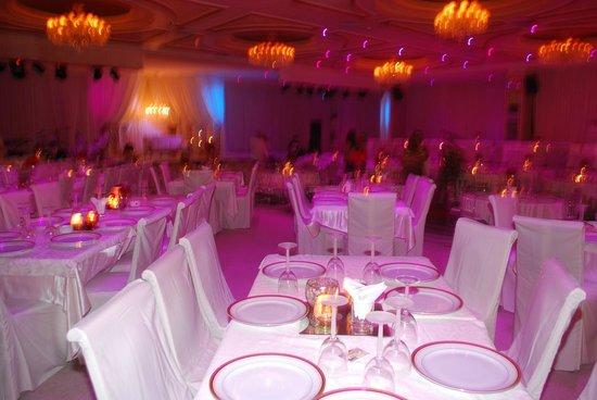 Soviva Resort : wedding hall