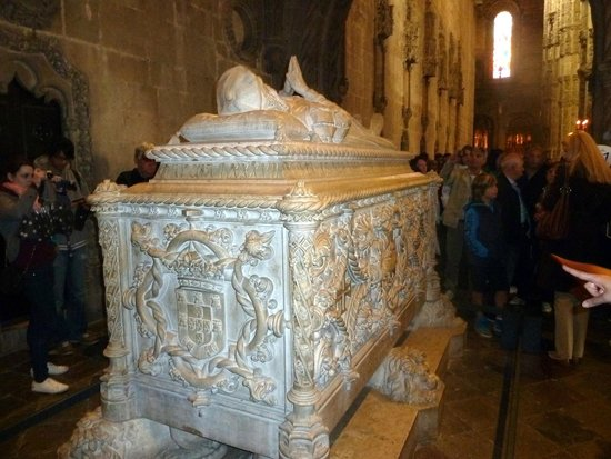Belém : Tomba di Colombo