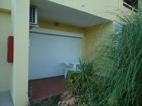 Parque Mourabel Apartments : Varanda