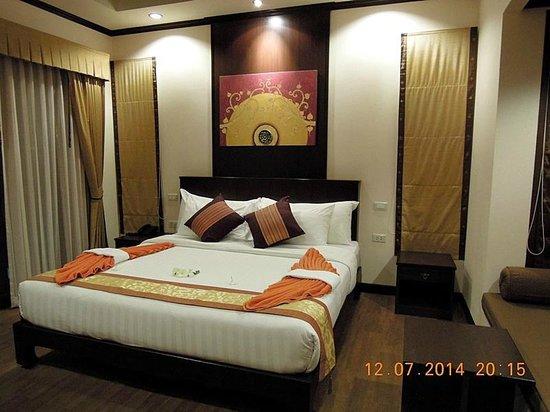Kanok Buri Resort: très propre