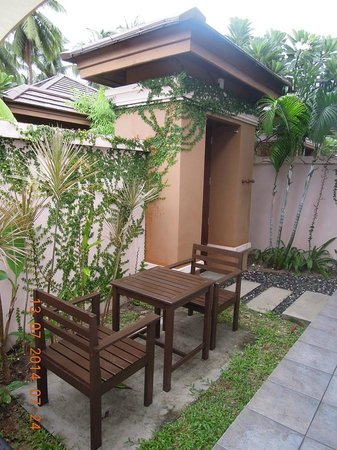 Kanok Buri Resort : très propre