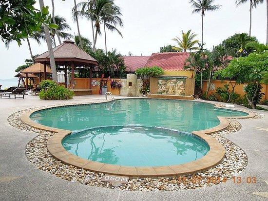 Kanok Buri Resort : bien