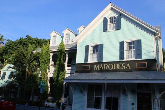 Marquesa Hotel: ホテルの外観です