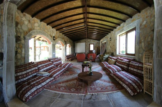 Atilla's Getaway: Dinlenme alanı