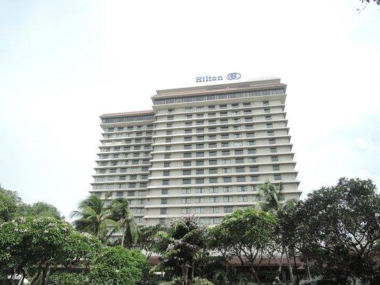 Hilton Colombo : 有點年代的飯店