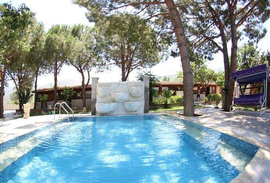 Atilla's Getaway : Küçük havuz