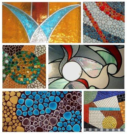 Sud Vitrail Mosaique