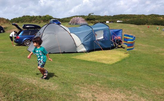 Easewell Farm Holiday Village: Easewell farm