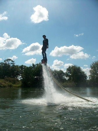 Espace Quilly: Flyboard 2