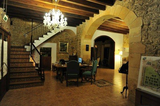 Sa Bassa Rotja Hotel: reception