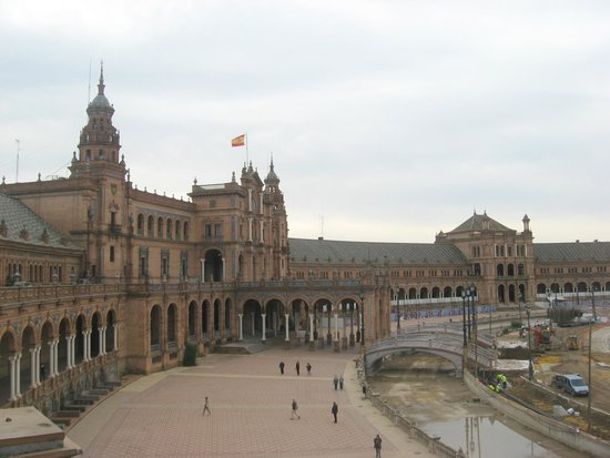 Place d'Espagne : Vista Panoramica 3