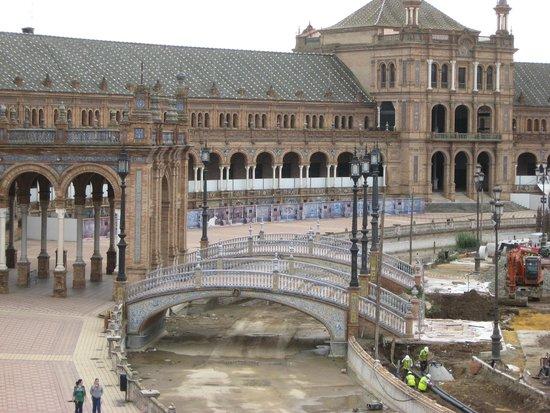 Place d'Espagne : Vista panoramica 2