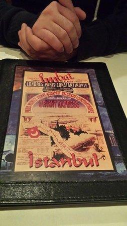 Imbat Restaurant : vista dalla terrazza