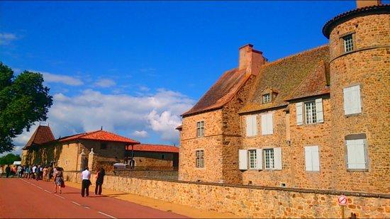 Chateau de St Marcel de Félines