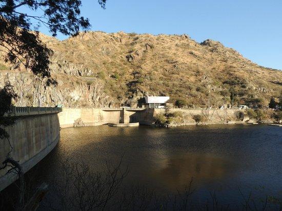 El Dique San Roque Y El Embudo: El Embudo en agosto