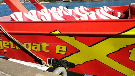 Jetboat Extreme: One word - Thrilling!!!