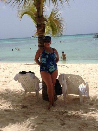 Hotel Riu Palace Punta Cana: Playa