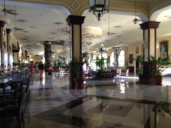 Hotel Riu Palace Punta Cana: Lobby