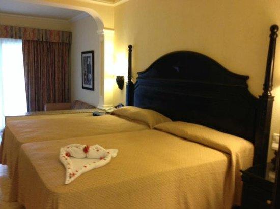 Hotel Riu Palace Punta Cana : Habitacion