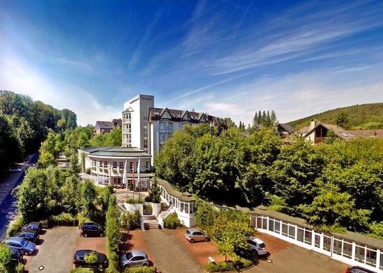 Relexa Hotel Bad Salzdetfurth: Aussenansicht